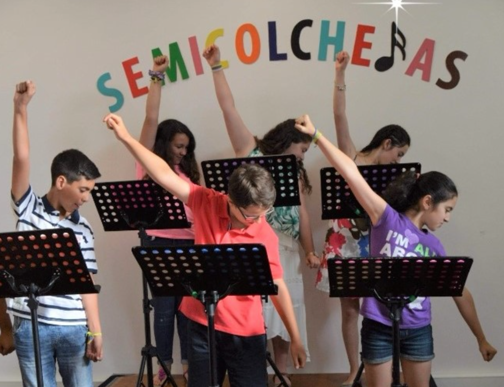 "Festival The Music World 4 ""Sessões Escolares"""