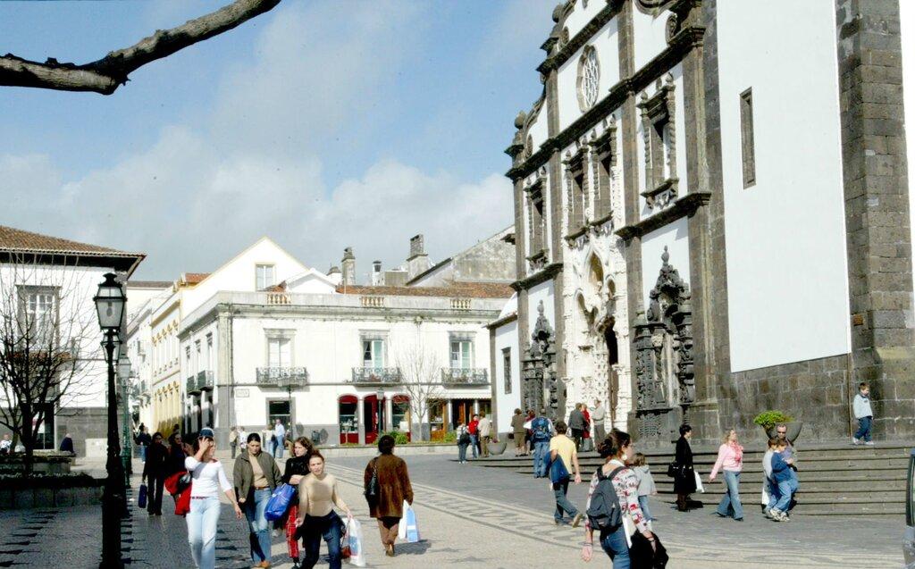 af88c071b CM Ponta Delgada   Câmara organiza passeio cultural intitulado Calço ...